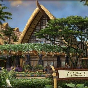 Disney Aulani Resort Hawaii