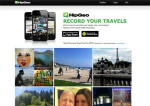 HipGeo Travel App