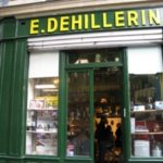 Entry to the E.Dehillerin in Paris