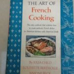 Original Book - The Art of French Cooking by Julia Child