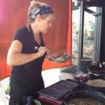 Deborah Schneider at SOL Cocina