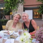 Phyllis Ann and Lynn Selich