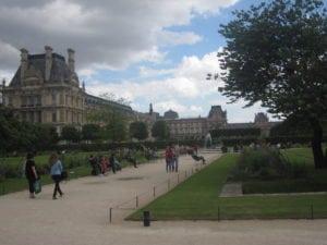 Les Tuileries Jardin