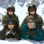 Ski Dazzle Fun In The Snow!