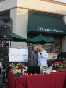 KFWB Remote with Chef Jamie Gwen