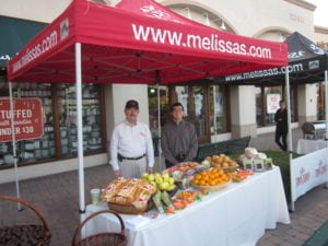 Melissa's Produce Is On Board
