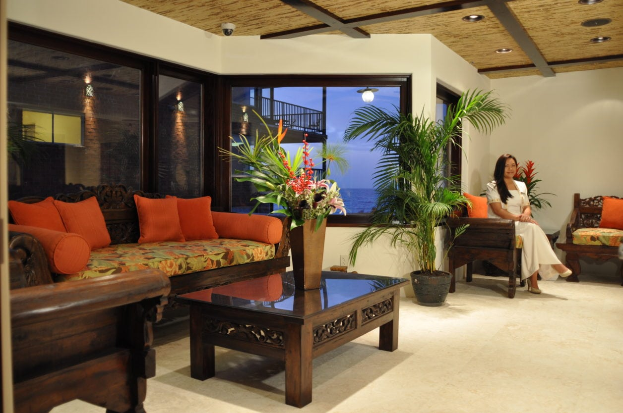 Living Room Bali Style Living Room