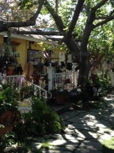 Quaint Shops & Garden Art
