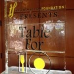"""The """"Table for Ten"""" Event Was A Sight To Behold—And A Touching Experience"""