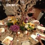 Pinot Provence Table Setting