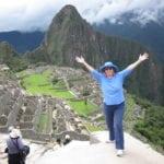 On-Deck at Machu Picchu