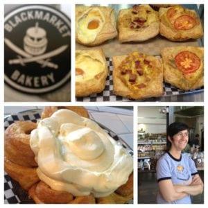 Blackmarket Bakery & Chef Rachel