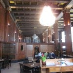Federal Bar's Dining Room