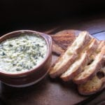 Federal Bar's Kale and Brussel Sprout Dip