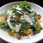 Federal Bar's Yellow and Red Beet Salad