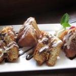 Federal Bar's Sweet Bacon Cristo