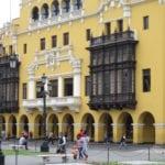 Lima's Historic Center