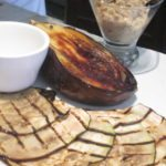 Grilled Slices of Eggplant