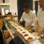Hamamori Sushi at South Coast Plaza