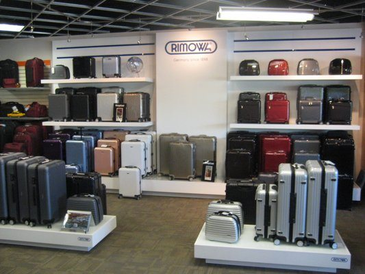 Store Luggage | Luggage And Suitcases