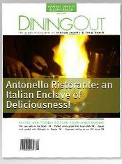 Antonello Ristorante: an Italian Enclave of Deliciousness!