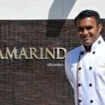 Chef Imran Ali  Tamarind of London