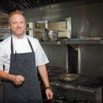 Chef  Jeffrey Lunak Blue C Sushi