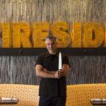 Chef Scott Brandon  Fireside