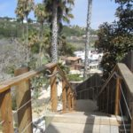 Staircase at Crystal Cove