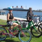 Exploring On A Pedego Electric Bike-Seal Beach To Long Beach