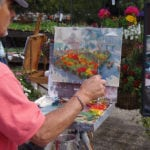 "Roger's Garden- This Saturday….The 4th Annual ""Day of Art"""