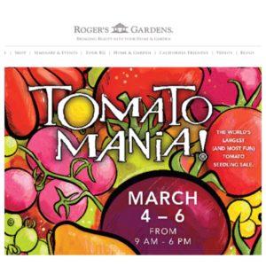 TomatoMania March 4
