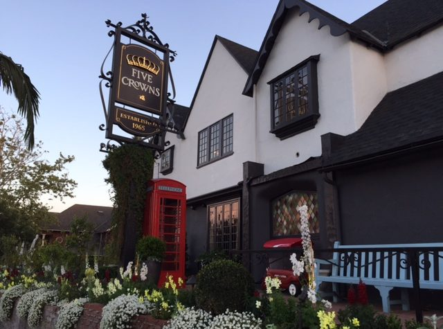Five Crowns Sidedoor Create A Charming Evening Out In Corona Del