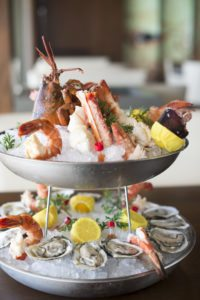 Ritz Seafood Tower