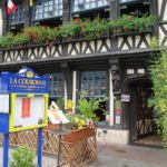 "One Of The Oldest Restaurants In Europe ""La Couronne"""