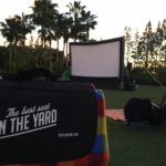 Summer Movie Nights Under The Stars @ Hotel Irvine