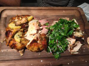 Roti Chicken, Pork & Lamb