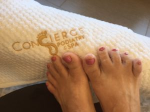 Concierge Podiatry and Spa