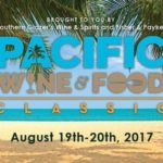 Pacific Wine and Food Classic Event- 2017