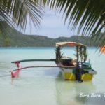 Tastes and travel Bora Bora, French Polynesia